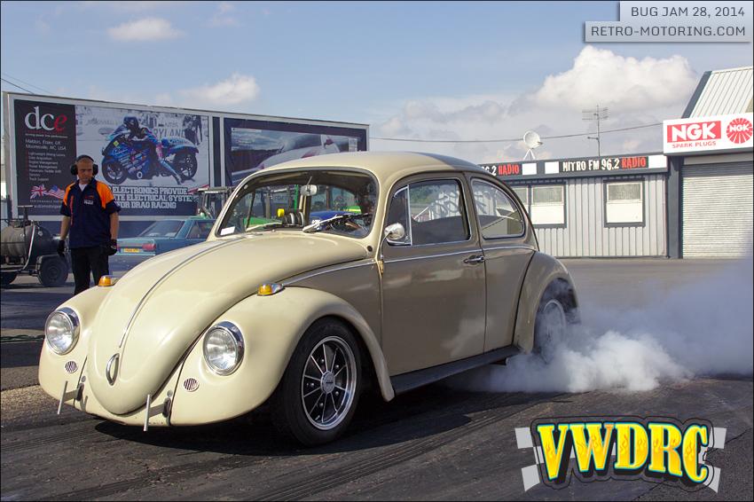 savannah beige  vw beetle matthew dolby vwdrc bug jam   retro motoring