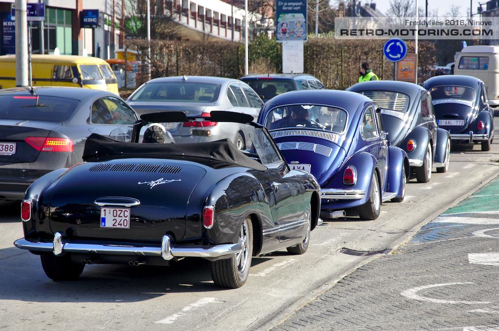 VW Karmann Ghia Lowlight Cabrio 1-OZC-240 & VW Karmann Ghia Lowlight Cabrio 1-OZC-240 IMG_0851 Freddyfiles ...