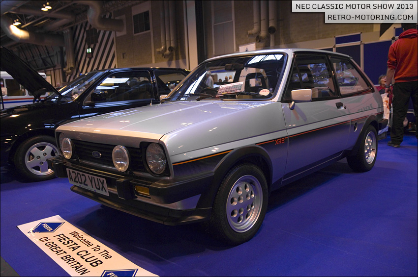 ford fiesta mk1 classic - photo #22