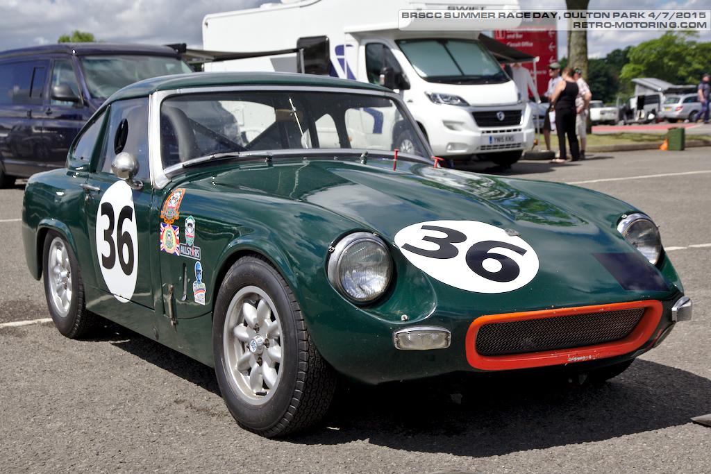 Tatton Park Events Car Show