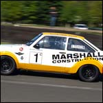 Car 1 - Robert Marshall - Ford Escort Mk2 RS