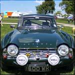 Green Triumph TR4 1600WK