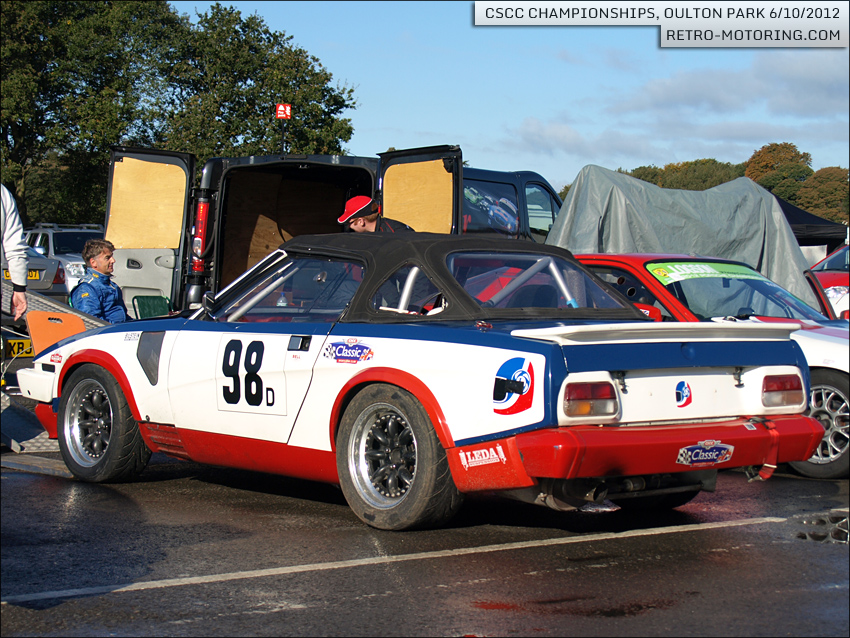 Is there a TR7/8 picture thread...? | Retro Rides