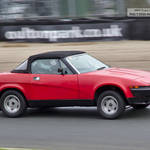 Triumph TR7 V8 Convertible @ MSV Track Day, Oulton Park