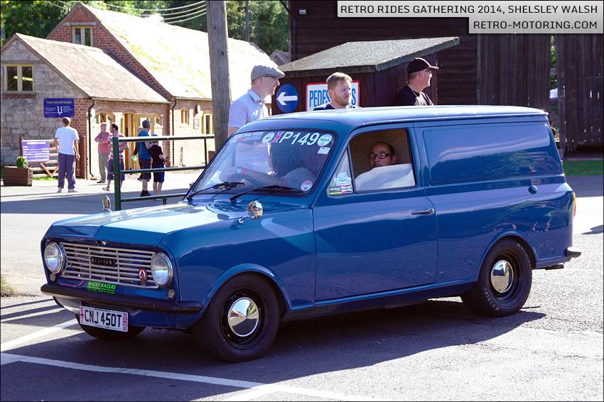 1000  images about British Classic Vans on Pinterest | Auction ...
