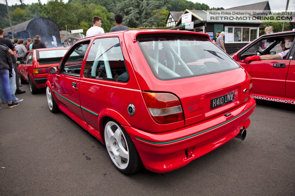 ford fiesta mk3 rs turbo h410unv retro rides gathering 2017 retro motoring. Black Bedroom Furniture Sets. Home Design Ideas