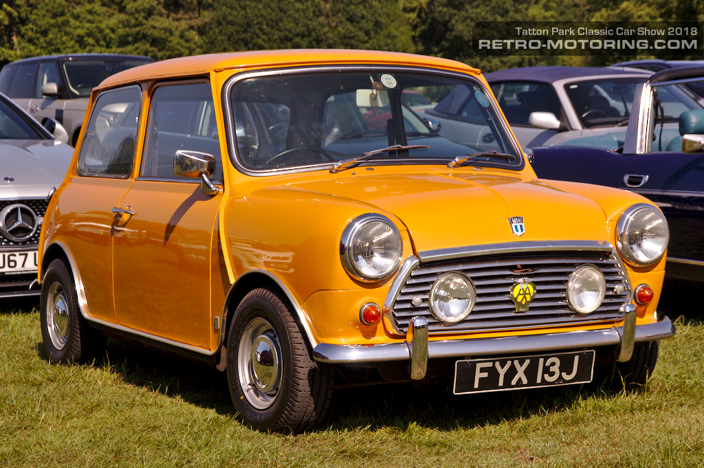 Mk3 Mini Cooper S at Tatton Park Classic Car Show