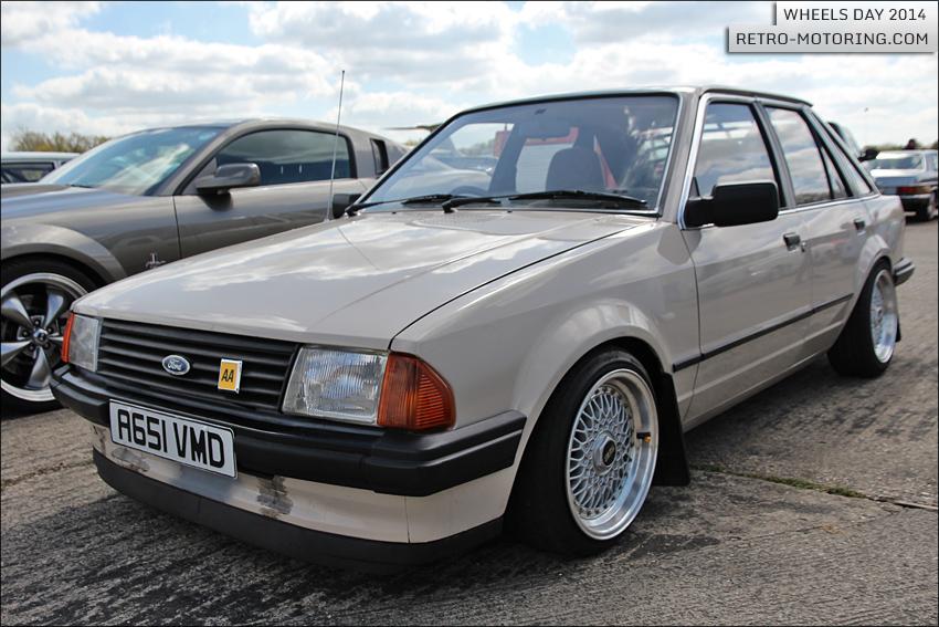 Historia de Ford escort mk3