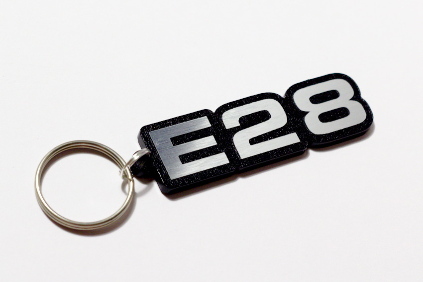 BMW E28 5-Series Keyring for sale at Retro-Motoring