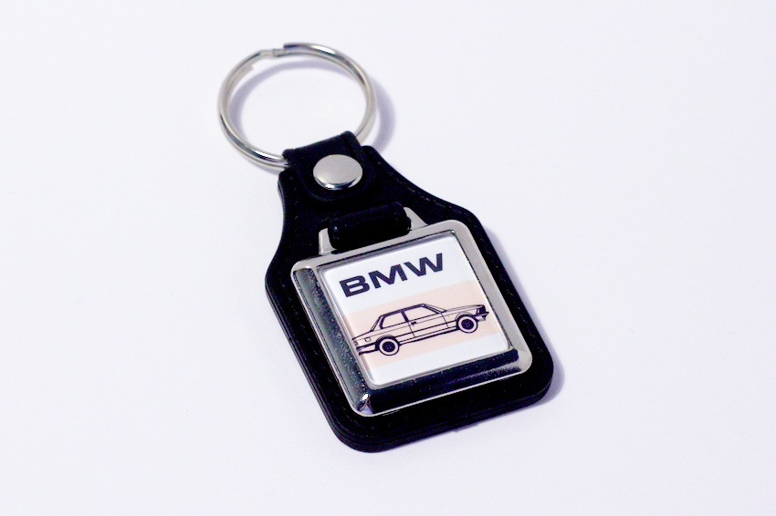 BMW E21 3-Series Keyring - for sale at Retro-Motoring