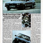 Oselli Ford Capri Road Test