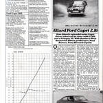Oselli Ford Capri Road Test 2