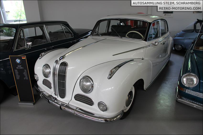1962 BMW 502 3200 L